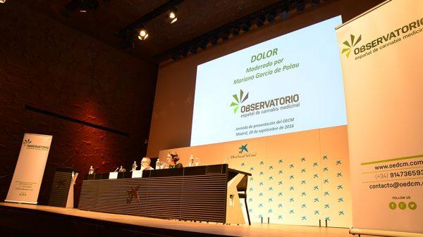 El Observatorio Español de Cannabis Medicinal se viste delargo