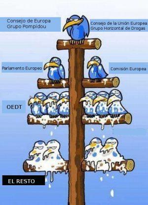 Instituciones europeas, participación de la sociedad civil y sociedades, científicas y deusuarios,
