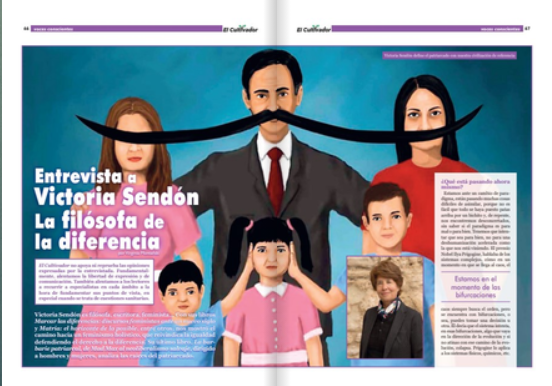 Entrevista a Victoria Sendón, la filósofa de ladiferencia